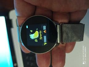 smartwatch como nuevo