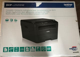 Impresora Brother DCP L2520DW