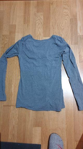 Camisetas embarazada lactancia