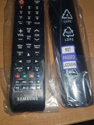 mando de SAMSUNG television tele monitor