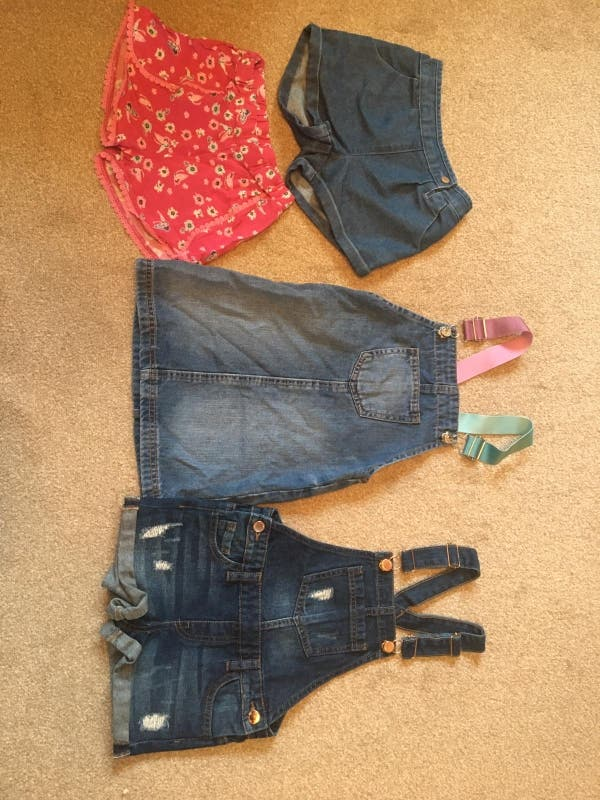Girls 5-6 Yr old clothes