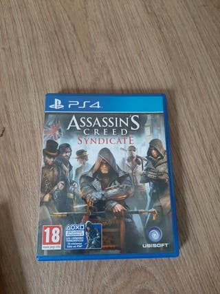 """""""ASSASSIN'S CREED SYNDICATE"""""""