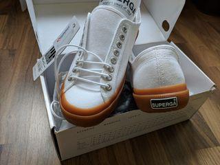 Zapatillas Superga Blancas