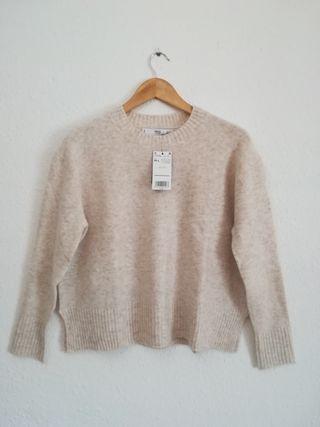 Jersey lana NUEVO con etiqueta