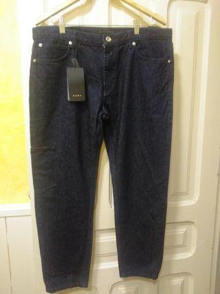 pantalón Zara talla 44 con etiquetas