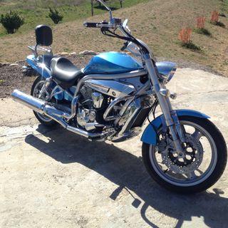 Aquila Hyosung 650cc