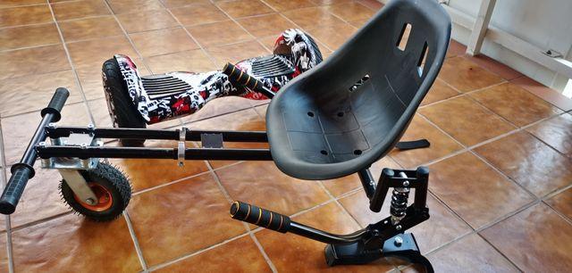 Hoverboard, patinete eléctrico, patín electrico