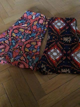 Falda y Pantalon