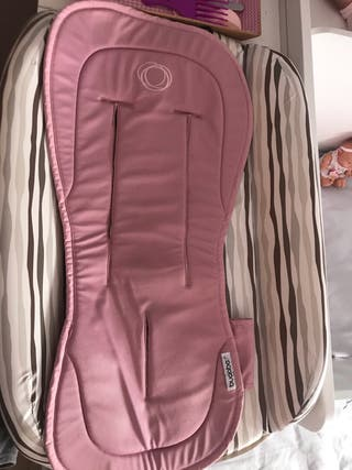 Colchoneta bugaboo rosa pastel