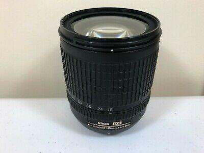 Objetivo Nikon 18-135mm , todoterreno.