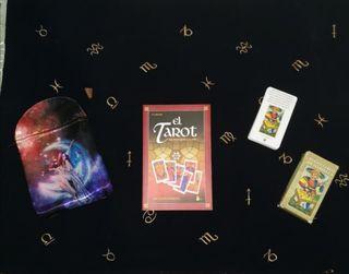 cartas del tarot Marsella sin utilizar