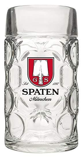 Jarra de cerveza de 1,5 Litros de Spaten