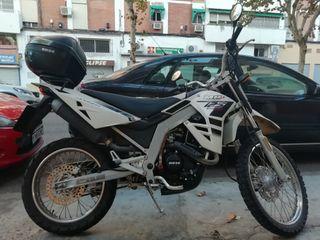 Motor Hispania Ranger 125