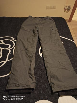 pantalón ski snow talla s billabong