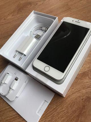 A estrenar iPhone 7 Libre Color Silver