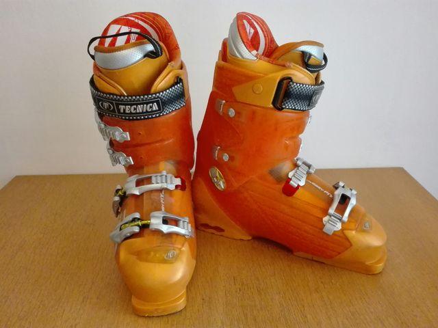 Botas esquí 28 - Técnica DIABLO FIRE