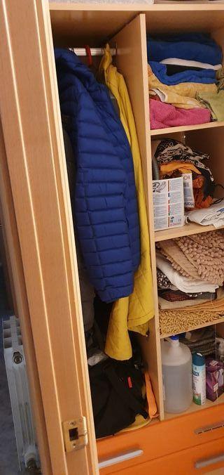 armario juvenil por traslado.