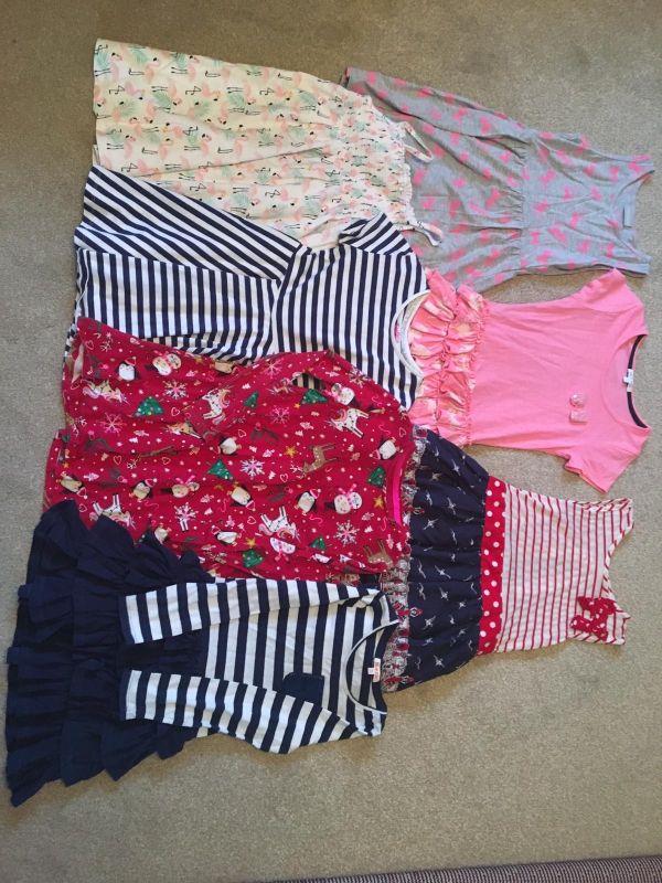 Girls 6-7 Yr old dresses