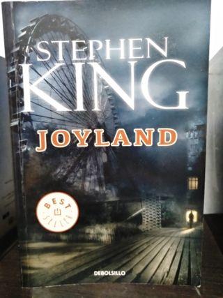 Joyland- Stephen King