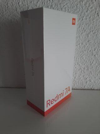 Xiaomi Redmi 7A 32gb rojo NUEVO GARANTÍA