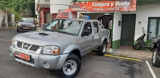 Nissan Navara 4X4 DISTRIBUCION POR CADENA