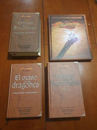 Novelas Dragonlance