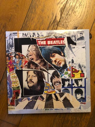 Vinilo 3xLP . THE BEATLES -Anthology 3 -