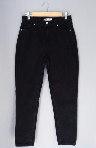 Pantalones mom Bershka