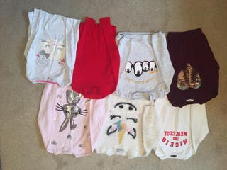Girls 6-7 Yr old tops