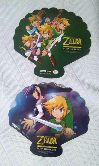 Abanicos The Legend of Zelda