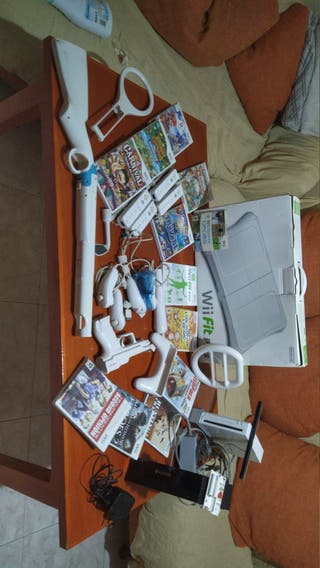 Wii completa