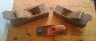 Cepillos de carpintero