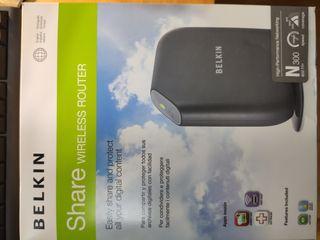 Router Belkin Wifi N 300