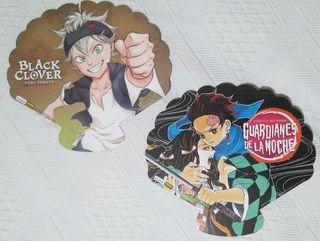 Abanicos comic manga (Norma Ed.)