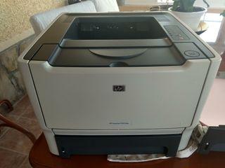 Impresora HP laser b/n Scanner reacondicionada