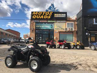 Kymco Mxu 250 2 plazas