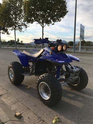 Quad Yamaha Warrior 350