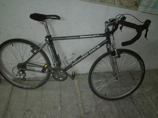 bicicleta ciclocross gravel