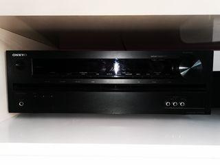 Amplificador -Home cinema -sistema de sonido ONKYO