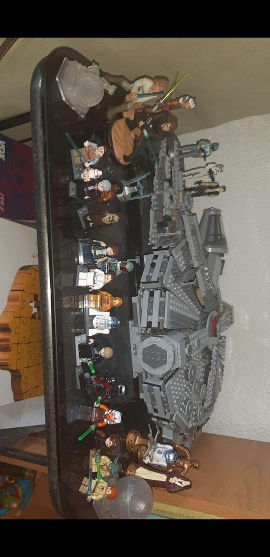 STR WARS FIGURAS LEGO STAR WARS BARATO LOTE