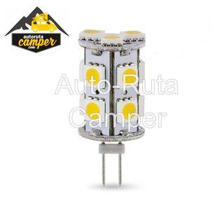 LED G4 13 SMD redondo