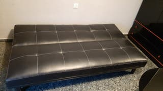 sofá cama click-clack impecable !