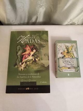 Libro El Poder De Las Hadas Y Tarot De Las Hadas