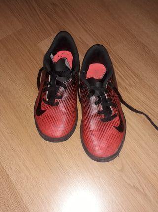 botas de futbol REBAJADAS