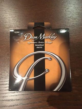 Cuerdas guitarra elctrica Dean Markley