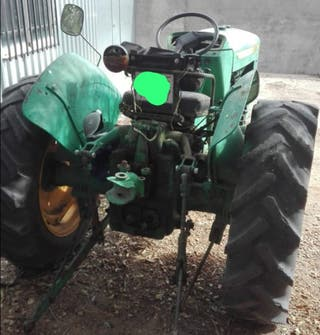 tractor john deree 515