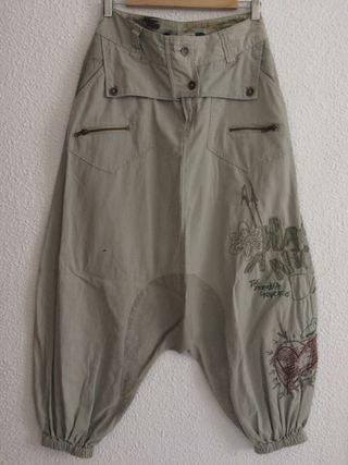 Pantalón Desigual Talla 34*