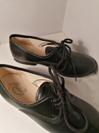 Zapato Baile regional niña