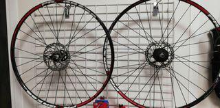ruedas progress 29' pulgadas btt
