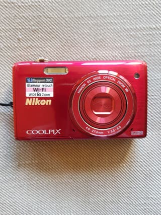 Nikon Coolpix 16MP